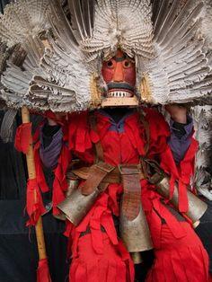 Bulgarian mask.