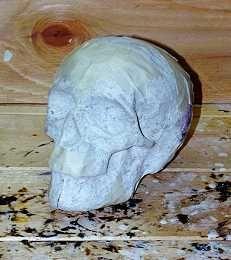 Spooky House Productions - Papier-Mache Skulls