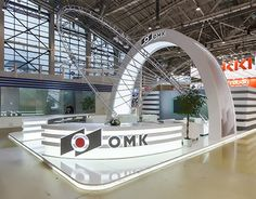 OMK booth