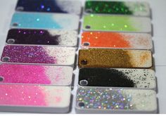 Cool .... Lots of colours and sparkles I want the pink or silver one and there for I phone 5 s ,5 and 5c lol PERFECT !!!!