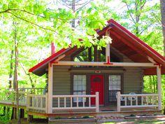 1 Bedroom Cabins - Hochatown Junction Resort - Beavers Bend and Broken Bow Cabins in Oklahoma
