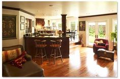 Exline Design - Residential - Milne Remodel