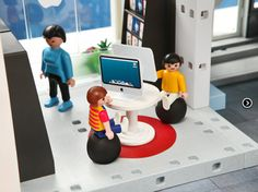 Apple Store by Playmobile