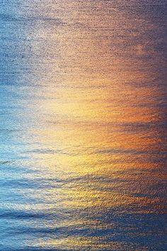 Морская рябь…