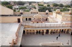 Tourist Attraction India: Jaipur : Hawa Mahal | places to see in india.  (5/21/2013) Hawa Mahal is a palace in Jaipur, India.  (CTS)