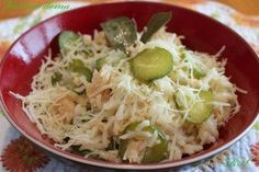 RIZOTO S CUKETOU Korn, Cabbage, Vegetables, Cabbages, Vegetable Recipes, Brussels Sprouts, Veggies, Sprouts