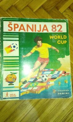 album panini spain 1982 espana 1982 fifa world cup full completed 100%  from $33.0