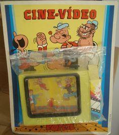É da sua época?: [1990] Cine-Vídeo Popeye