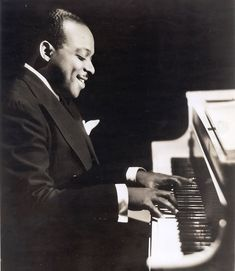 Count Basie, Masters of Jazz - such a wonderful jazzpianist - love listening to his music