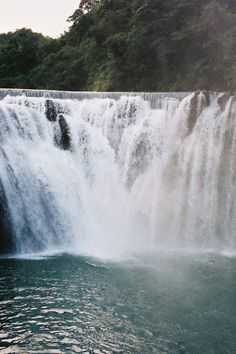 Your love is like a waterfall.