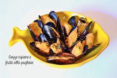Cozze ripiene e fritte alla pugliese - ricetta tarantina A tu per tu con Marilù