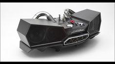 お値段250万円、ランボルギーニの純正部品からなるド迫力のスピーカーシステム「Esavox」が登場