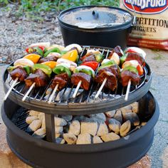 If I camped this would be cool to have! CAMPING grate Stand with Grill Dutch Oven by BlacksmithCreations