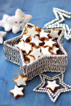Zimtsterne biscotti stelle di cannella (ricetta originale)