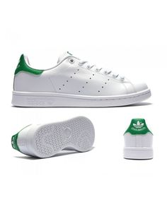 huge selection of 01616 72adc Womens Adidas Originals Stan Smith White and Fairway Trainer Design  standards are very high, shoes