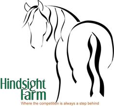 Logo for horse breeder in Colorado.