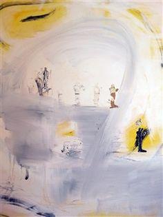 "Montseé, ""Reviv@l IV"" | Acrylic on Canvas | $4,800 | Source: http://www.art-mine.com/artistpage/montse%C3%A9.aspx | Agora Gallery | Contemporary Fine Art | NYC, NY."