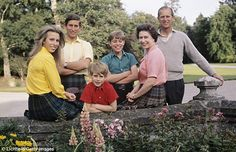 Family: Prince Andrew is the third of four  and has a spare of his own - Prince…