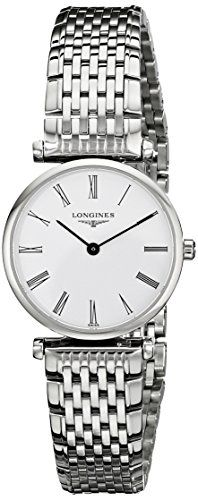Longines La Grande Classique Ladies Watch *** Visit the image link more details. Luxury Watches, Rolex Watches, Best Fitness Watch, Fitness Watches For Women, Online Shopping For Women, Women Brands, Stainless Steel Bracelet, Cool Watches, Lady