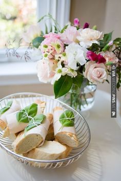 french bread | CHECK OUT MORE IDEAS AT WEDDINGPINS.NET | #weddingfavors