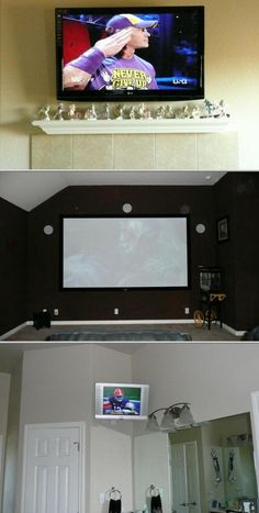 3D Home Solutions, LLC handles a simple TV and installs it to a complete home automation. They also do wiring, security and alarm repair, TV mounting, and home theater installation.