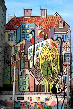 Image result for [] mural sienkiewicza