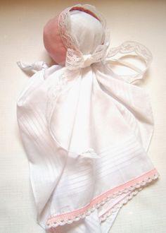 Handkerchief Doll - Church Doll - Plantation Doll