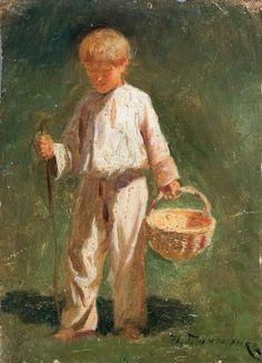 Николай Пимоненко: самые известные картины художника