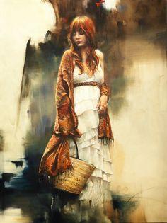 Fine Art and You: Ivan Alifan Jdanov | Russian Born Painter | 1989