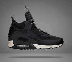Nike Air Max 90 Sneakerboots 2014