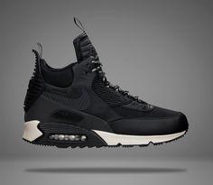 Nike Air Max 90 Sneakerboots 2014