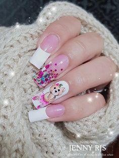 Cute Nail Designs, Spring Nails, Cute Nails, Pedicure, Nail Art, Beauty, Pretty Nails, Gorgeous Nails, Bling Nails