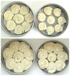 KAF Buttery Sourdough Buns