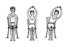 An Easy #Exercise You Should Do After Having #Breast #Surgery - Breast surgery negatively affects the movement of your arm and shoulder. Exercising them will decrease pain, weakness, and inflexibility. One easy exercise is to sit, clasp your hands, raise them above your head, and bend to each side multiple times.