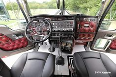 Truck Interior, Semi Trucks, Rigs, Volvo, Goals, Vehicles, Cabins, Atelier, Interiors