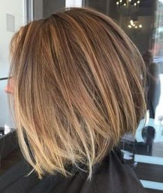 Easy to Style Bob with Textures Ends- Bob hairstyles