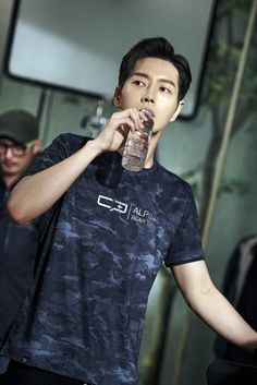Park Hae Jin in Man To Man Korean drama Episode 16 still cut 박해진 맨투맨