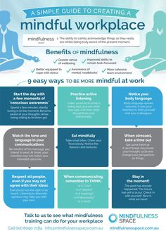 Mindfulness Space offers in-house corporate mindfulness training in Sydney. We run workshops for: workplace stress reduction, staff development day training and mindful leadership training. Mindfulness In The Workplace, Mindfulness At Work, Benefits Of Mindfulness, Mindfulness Training, Mindfulness Activities, Mindfulness Meditation, Mindfulness Quotes, Corporate Wellness Programs, Employee Wellness