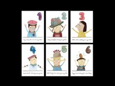 Illustrated birthday cards from original designs by Emma Symons at LettuceCelery