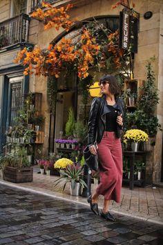 En pantalon velours... / Milovely.fr