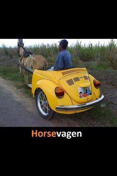 Horsevagen