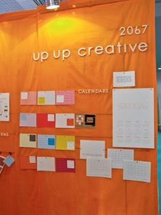 National Stationery Show 2011, Part 12: Up Up Creative    Photo Credit: Oh So Beautiful Paper