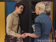 "#Degrassi 14x08 ""Hush"" - Miles attempts to make amends with Tristan."