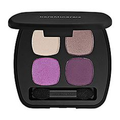 bareMinerals READY™ Eyeshadow 4.0  in The Dream Sequence - airy pink/ iridescent lilac/ electric amethyst/ violet sheen