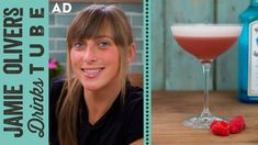 Clover Club Gin Cocktail | Cocktail Kate - YouTube