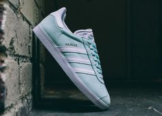 Ice Mint Colors The Latest adidas Gazelle