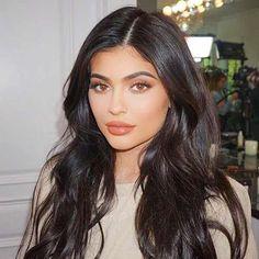 kylie jenner makeup Virgin Brazilian Human Hair U-Part Lace Front Wigs Body Wave Wigs Mode Kylie Jenner, Trajes Kylie Jenner, Looks Kylie Jenner, Estilo Kylie Jenner, Kylie Jenner Makeup, Kylie Jenner Outfits, Kylie Jenner Black Hair, Kylie Jenner Body, Kylie Hair
