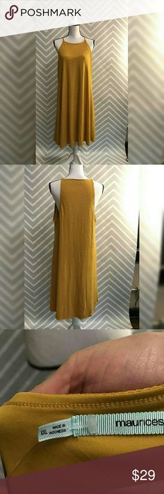 Maurice's Plus Size Tank Dress NWOT Size XXL. Tank TOP dress Maurices Dresses Midi