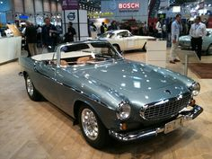 Beautiful Cars - Page 74 - Bike Forums (VOLVO P1800S CABRIOLET)