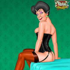 Cinderella stepmother is but still Adult Cartoons, Sexy Cartoons, Cartoon Mom, Lois Griffin, Sexy Drawings, Rogues, Character Concept, Disney Characters, Fictional Characters